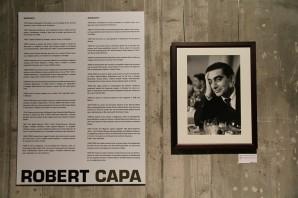 ROBERT CAPA Sergisi (Verona)